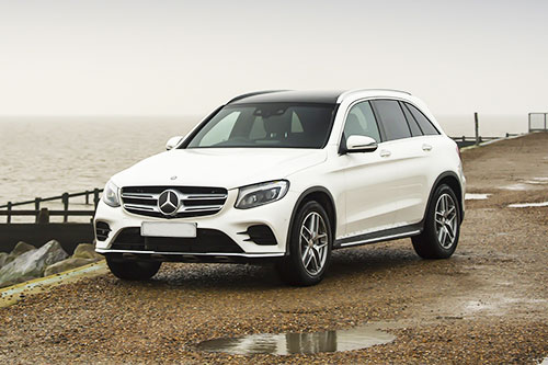 MERCEDES-BENZ GLC ESTATE SPECIAL EDITION