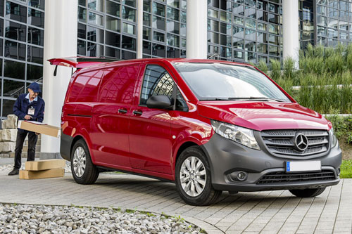 MERCEDES-BENZ VITO COMPACT DIESEL