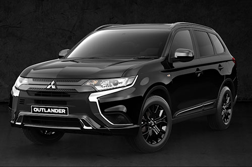 MITSUBISHI OUTLANDER ESTATE SPECIAL EDITIONS