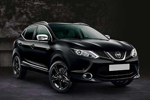 NISSAN QASHQAI HATCHBACK Car Leasing Deal