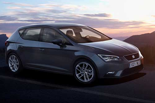 SEAT LEON HATCHBACK Car Leasing Deal