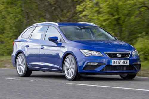 SEAT LEON SPORT TOURER Car Leasing Deal