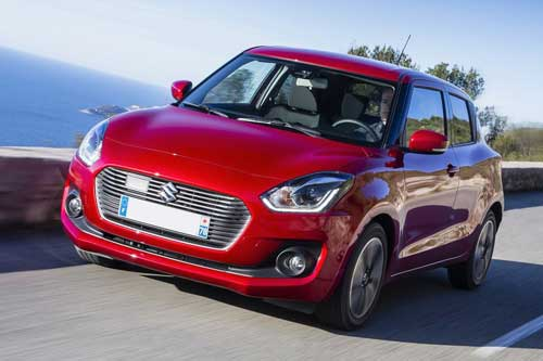 SUZUKI SWIFT HATCHBACK Car Leasing Deal