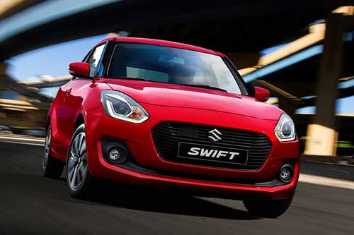 SUZUKI SWIFT HATCHBACK SPECIAL EDITIONS