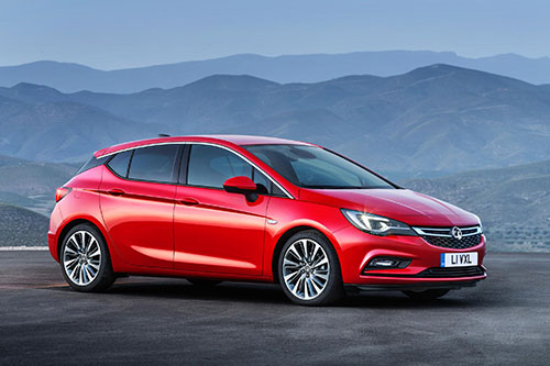 VAUXHALL ASTRA HATCHBACK Car Leasing Deal