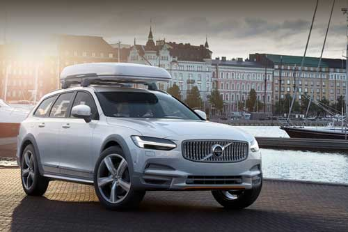 VOLVO V90 ESTATE SPECIAL EDITIONS Car Leasing Deal