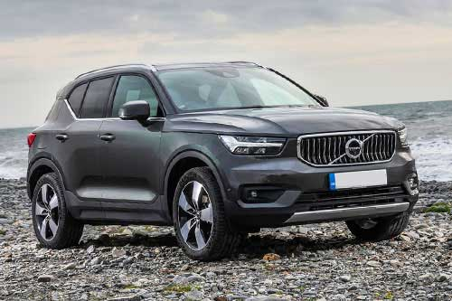VOLVO XC40 ELECTRIC ESTATE