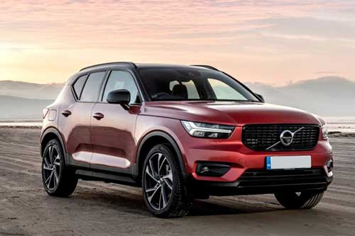 VOLVO XC40 DIESEL ESTATE Car Leasing Deal
