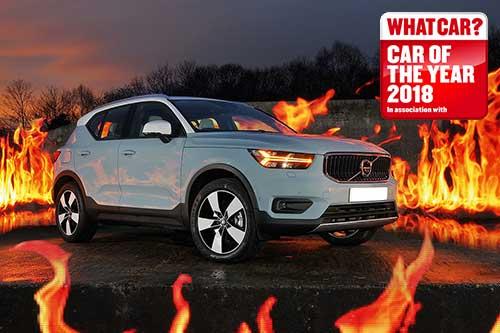 VOLVO XC40 DIESEL ESTATE Car Leasing Deal