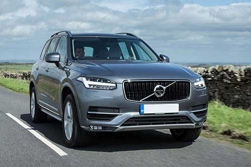 VOLVO XC90 DIESEL ESTATE Car Leasing Deal