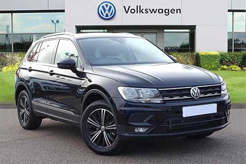 VOLKSWAGEN TIGUAN ESTATE Car Leasing Deal